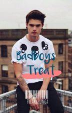 Bad Boy's Treat  by freakgrungx