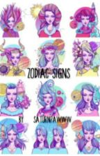 Zodiac by SaturnpawWw