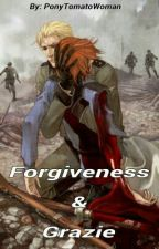 Forgiveness & Grazie (GerIta one-shot) by PonyTomatoWoman