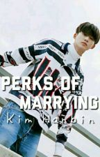 Perks Of Marrying Kim Hanbin ( Hanbin FF) [Revising] by AteMaknaenae