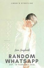 ✔ Random Whatsapp | Jungkook by jinshipai-