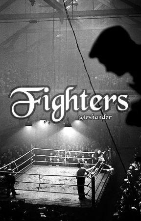 Fighters {Zayn} by hauwassa