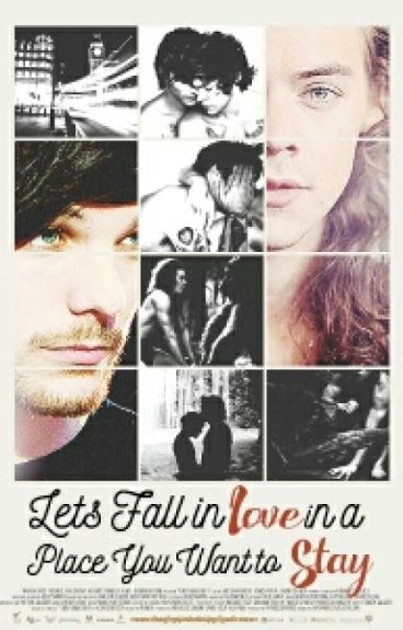 Let's Fall in Love in a Place You Want to Stay 》 español [on-going]