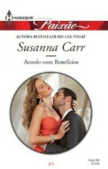 Acordo Com Benefícios - Suzanna Carr