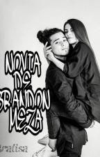 Novia De Brandon Meza ♥ by hayly_stylbaez981