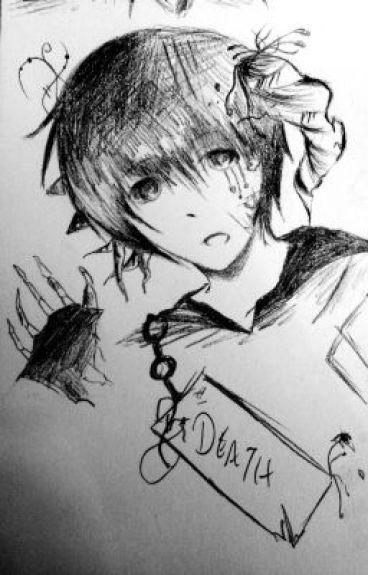 Death's Visit by kitsunekuroshi