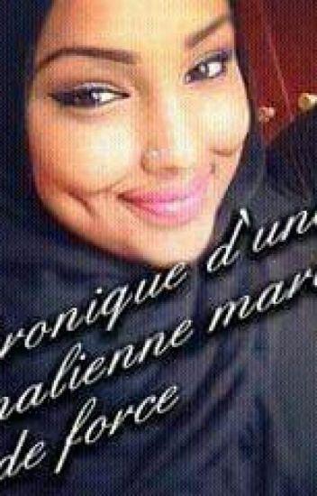 Chronique d'une Malienne mon Mariage Force