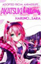 Akatsuki Kittens by Haruno_Sara