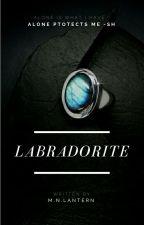 LABRADORITE by icantthinkofanynamee