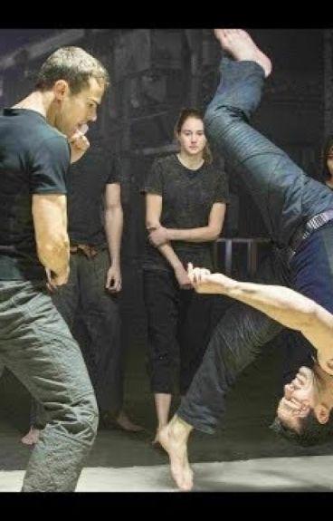 Divergent/Insurgent Imagines