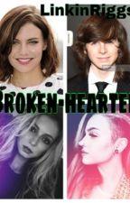 Broken-hearted by LinkinRiggs