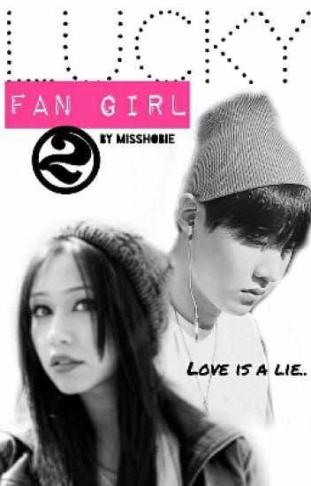 Lucky Fan Girl 2 (BTS J-HOPE FANFIC)