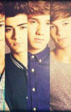 My 5 best friends (One Direction fanfic) by LenaRoseO