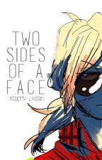 Two Sides of a Face (F.a.c.e x Child reader) by lindell12