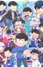 Karamatsu x Reader {Fluff} by ChidoriKitty