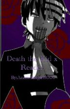 Death The Kid X Reader by ALoudPerson