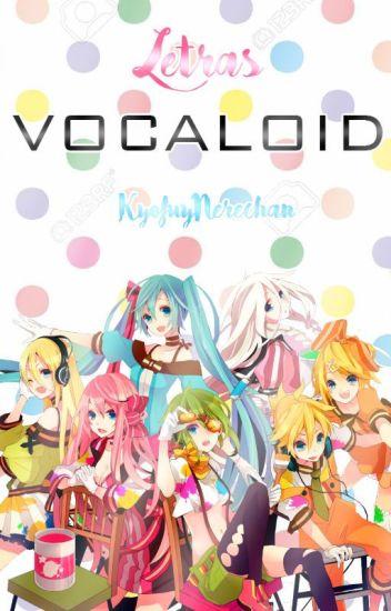 Letras vocaloid