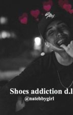 Shoes addiction d.l by natebbygirl