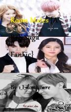 Room Mates {A BTS Suga FanFic} by 1_I_dont_care