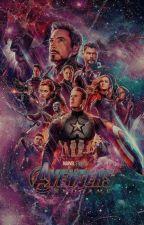 Avengers Bildern by hippogreifjoana