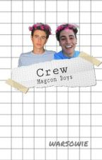 Crew (Old Magcon x Guests) by warsowie