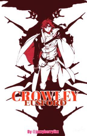 Owari No Seraph: Crowley Eusford x Reader by jazzyberryfizz
