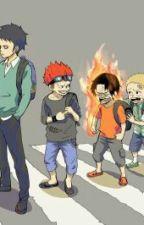 One Piece Elementary AU by KohanTheAwesomeOne