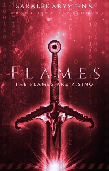 Flames (Book 3)