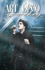 art deco by -gerardway