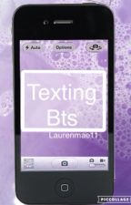 Texting Bts | J.j by laurenmae11