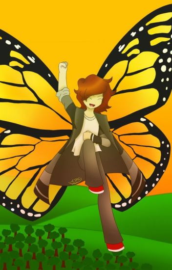Little Butterfly (MCYT AU)