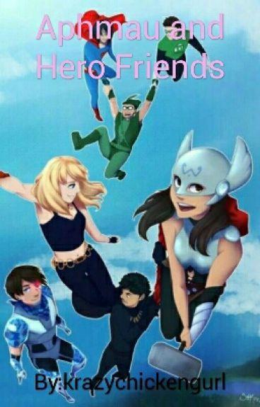 Aphmau and Hero Friends