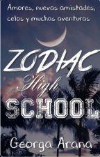 Zodiac High School by GeorgaArana