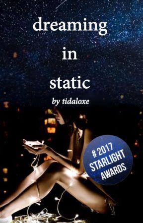 Dreaming in Static by tidaloxe