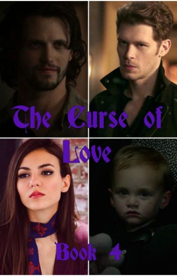 The Curse of Love (The Hybrid and The Wolf - Book 4)