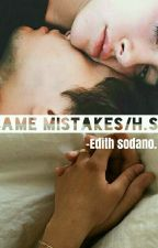 Same Mistakes|h.s| by MyWorldEdith