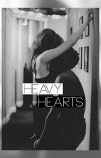 Heavy hearts by pleasantlyperplexed