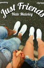 Just Friends || Skate Maloley  by shymaloley