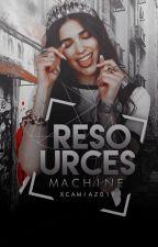 Resources Machine by xCamiAz01x