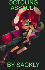 Octoling Assault by Sackly