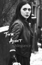 Torn Apart • Allegiance | Luke Skywalker | by intergalacticdreamer