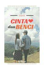 Cinta dan Benci (GxG) by RioPrade