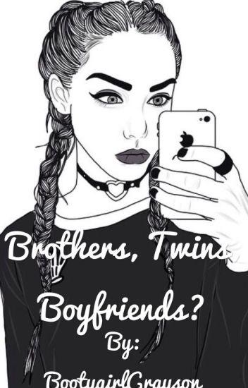 Brothers, Twins, Boyfriends? (Dolan Twin Twincest)