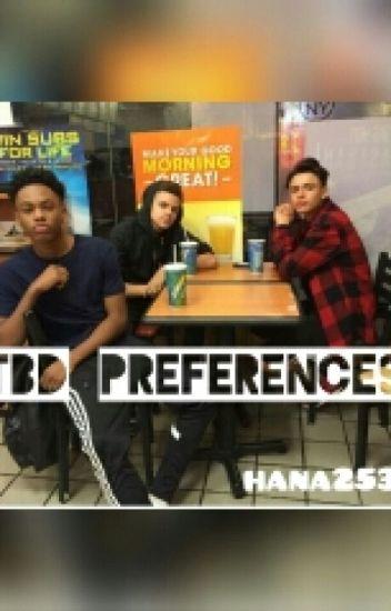 TBD Preferences