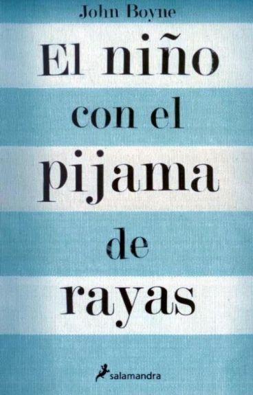 El niño con el Pijamas de Rayas.(completo)