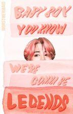 B.B.Y.K.W.G.B.L | yoonmin by worstmermaid