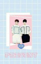 [ Oneshot ][ TaeKook ] Present by C-L-O-S-E-D