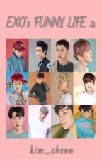 Exo's Funny Life 2 [Malay Fanfic] ✔️ by kim_chenn
