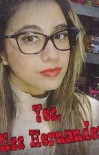Yes, Miss Hernandez (Ally/You)  by allybrookevids