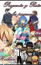 Pregunta y Reta a los personajes  del Yaoi ♥ ♥ by hidkari